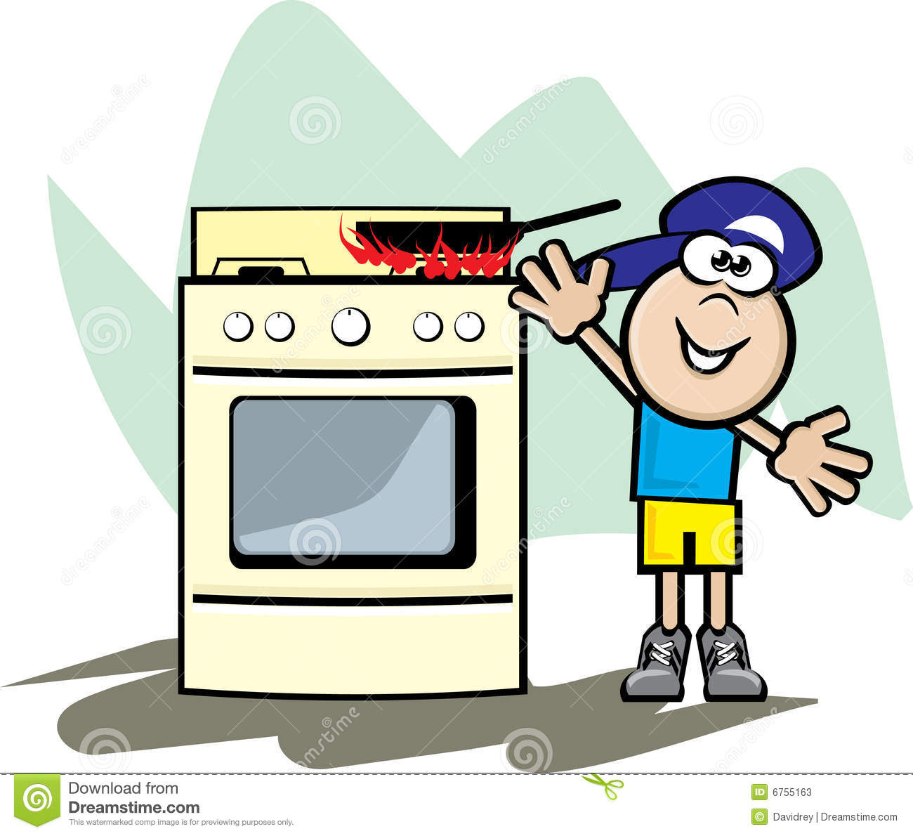 Stove Clipart - Clipart Suggest