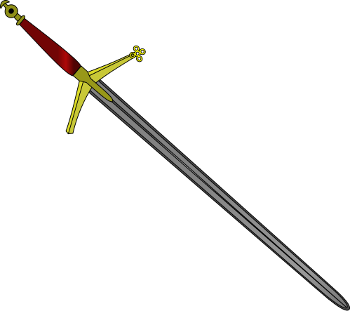 Clip Art Sword Clip Art sword clipart kid panda free images