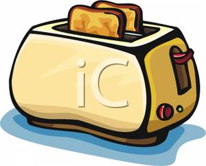 Clip Art Toast Clipart toast clipart kid two pieces popping out toaster royalty free