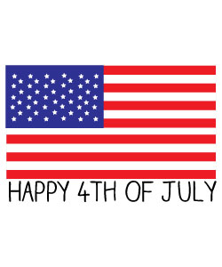 Free 4th Of July Clipart And Graphics To Print Or Use On Websites