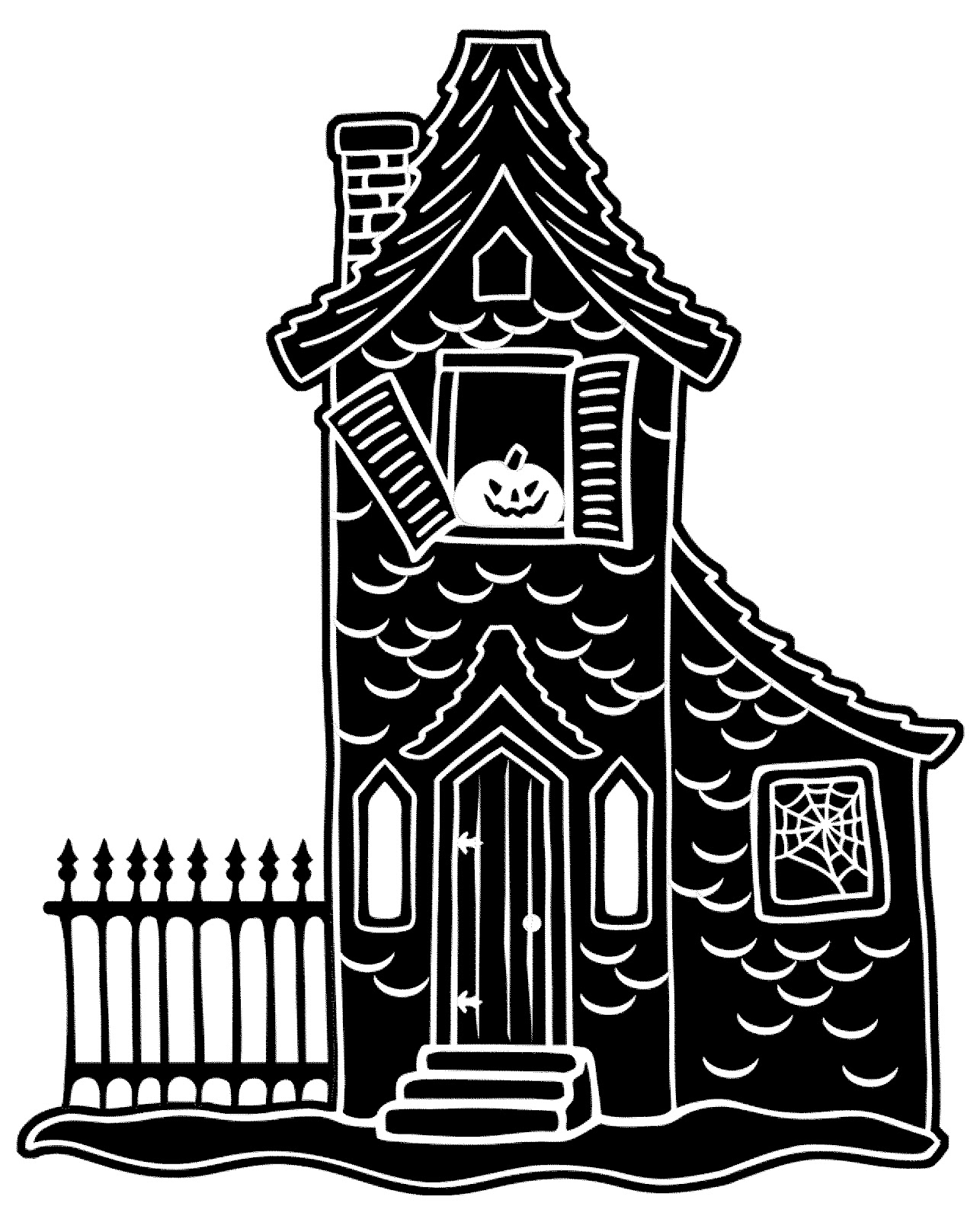 Haunted House Clipart   Clipart Panda   Free Clipart Images