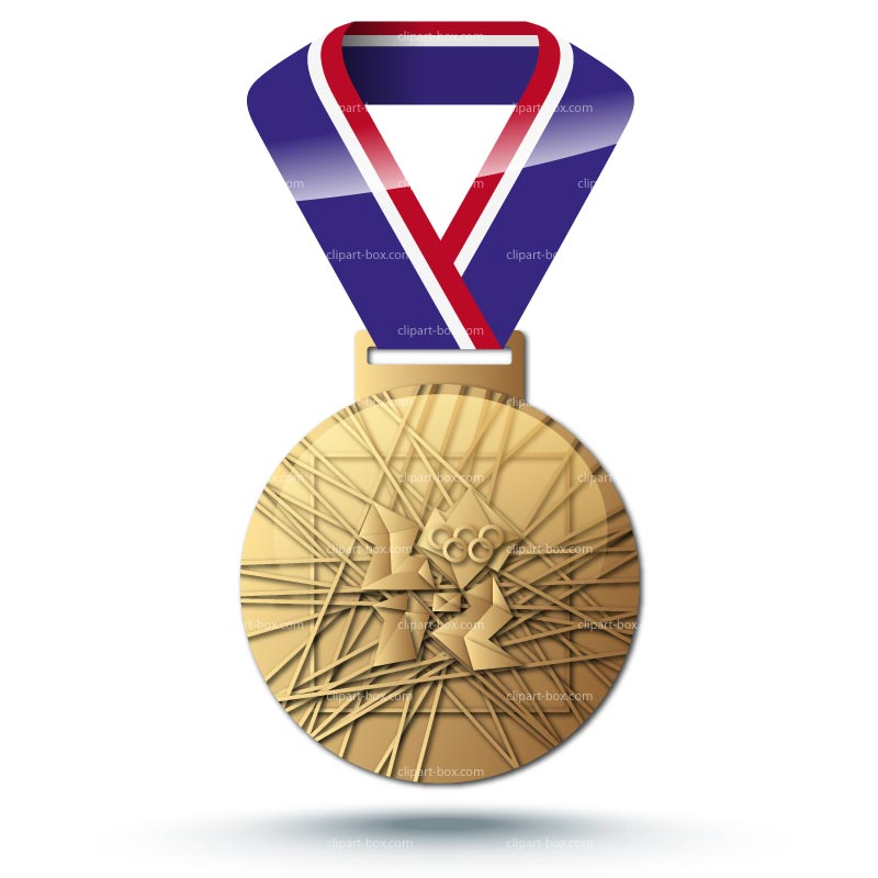 gold medal clipart clipart suggest