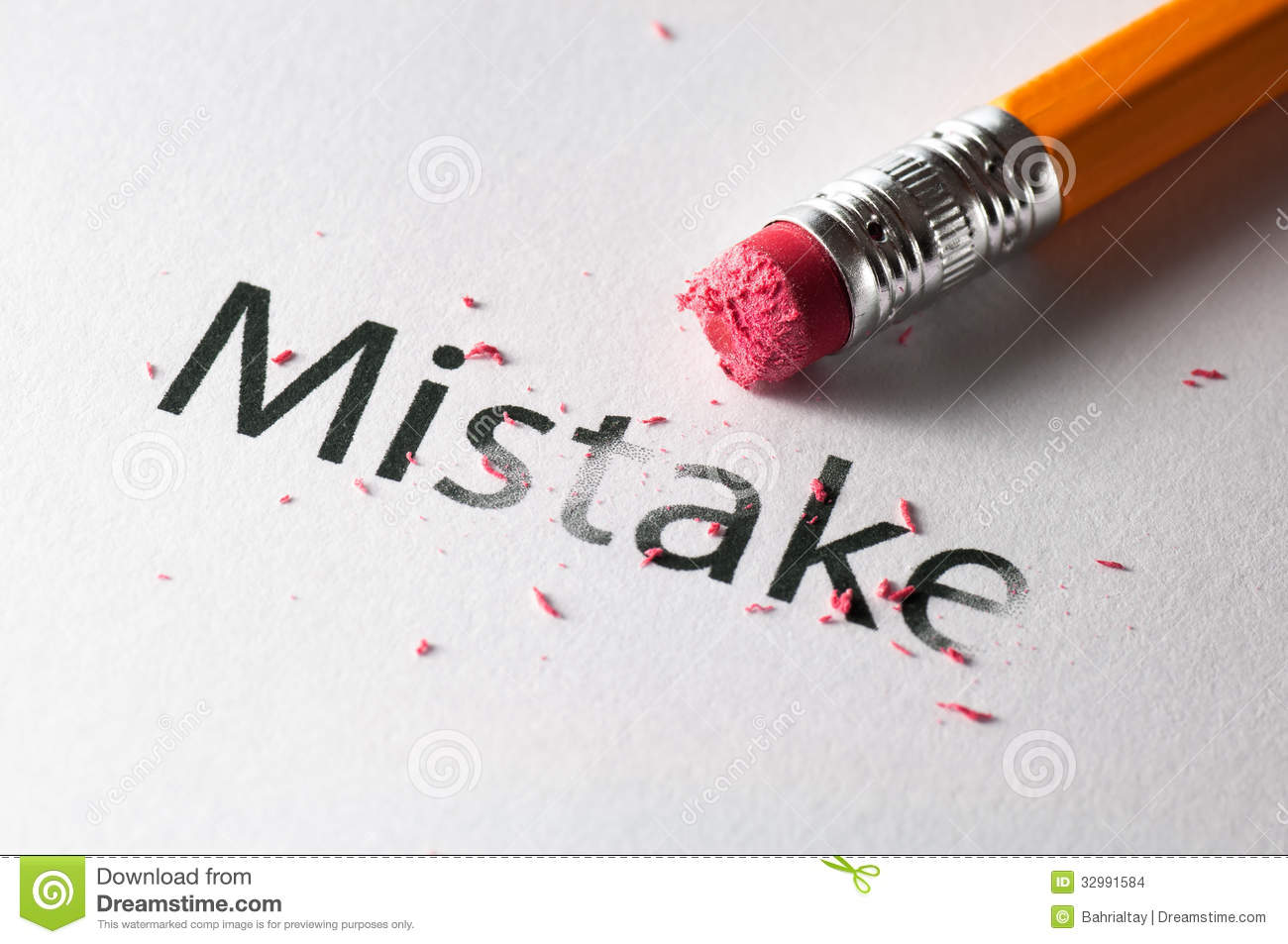 Mistake Clipart - Clipart Kid