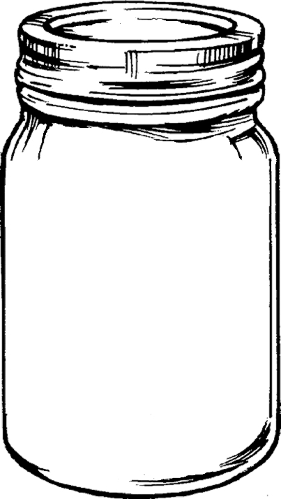23 Mason Jar Clip Art Free Cliparts That You Can Download To You