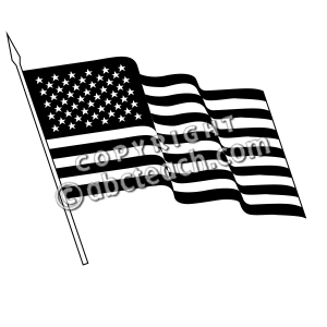 Clip Art Black And White United States Clipart - Clipart ...
