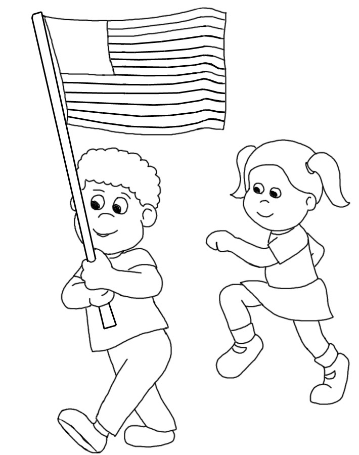 Clip Art  United States Flag Waving In Wind  B W    Stars And Stripes