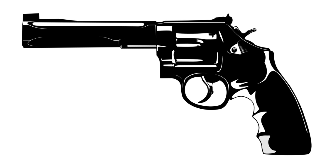 Revolver Clipart - Clipart Suggest