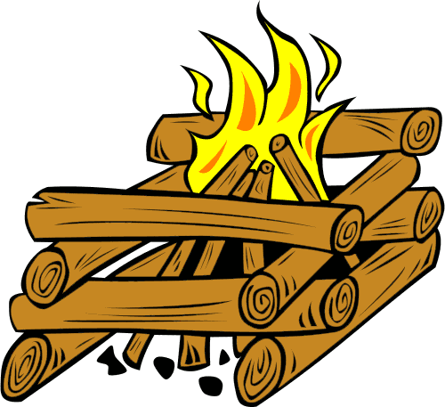 Log Cabin Fire   Clipart Panda   Free Clipart Images