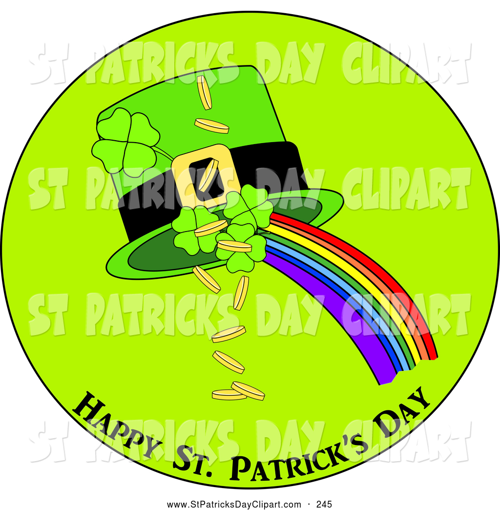 Patrick Day Clipart New