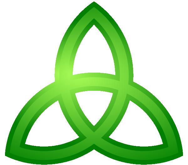 Celtic Trinity Knot Clipart - Clipart Kid
