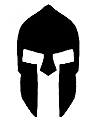 Spartan clipart clipart suggest for Spartan mask template