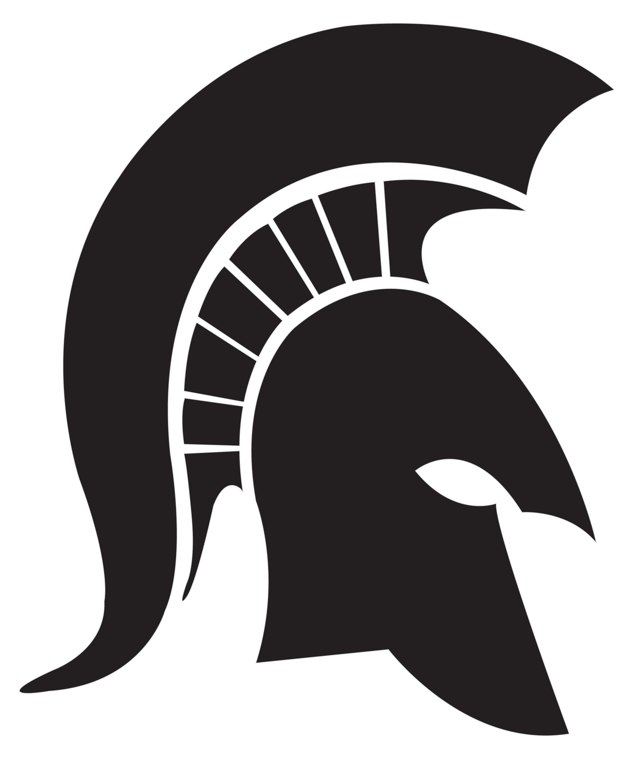 17 Spartan Helmet Free Cliparts That You Can Download To You Computer