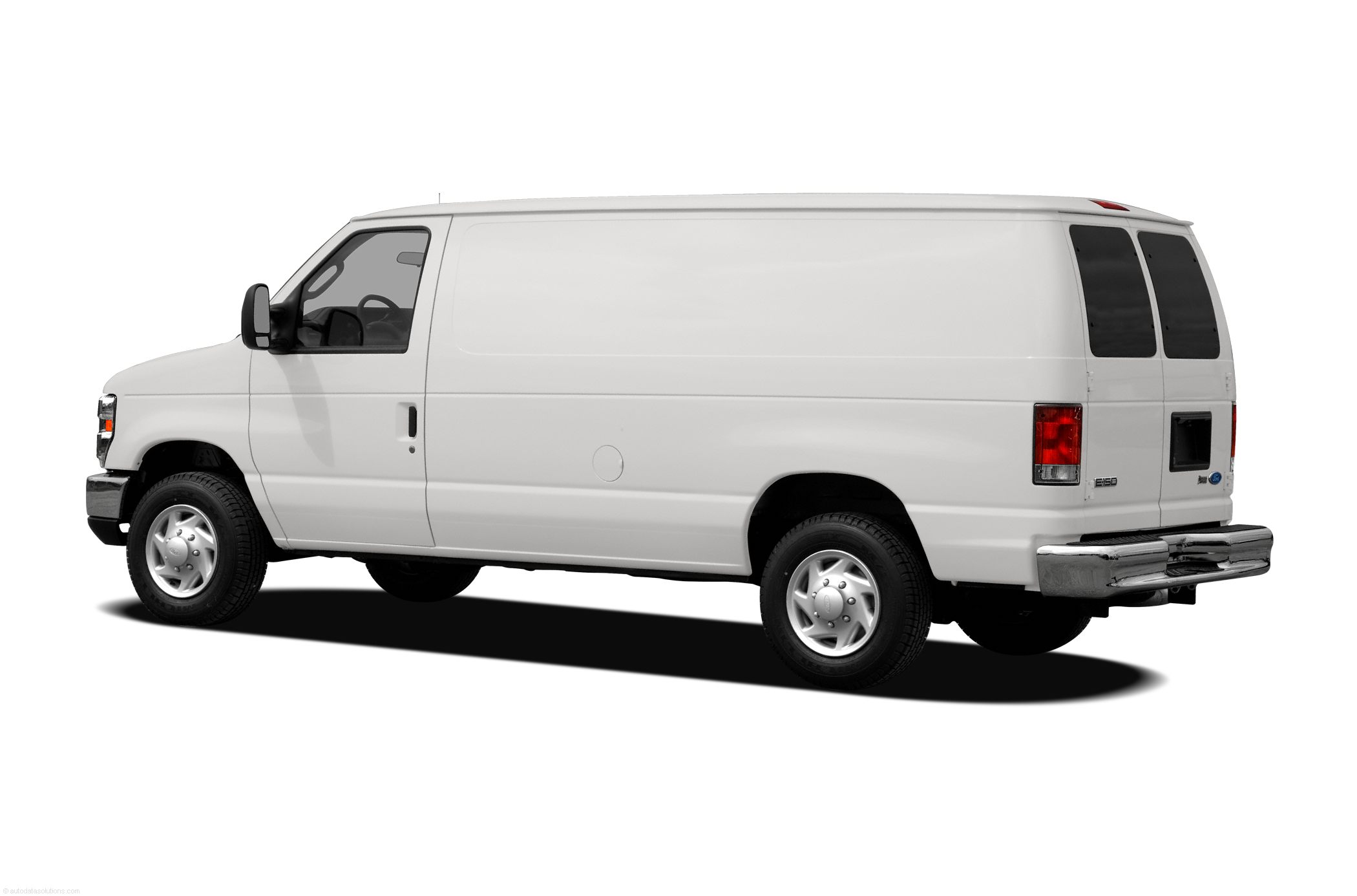 2010 Ford E 150 Minivan Van Commercial Cargo Van Photo 1