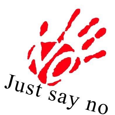 35 Just Say No Sign   Free Cliparts That You Can Download To You