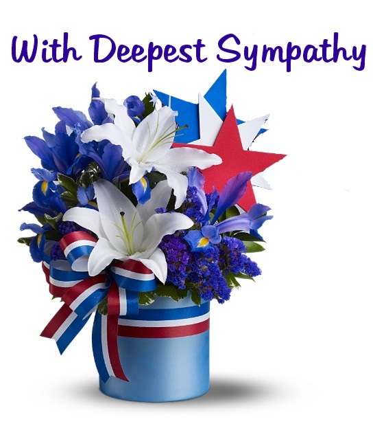 Christian Sympathy Clipart We Extend Our Sincere Sympathy