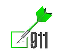 Dial 911 Illustrations And Clipart