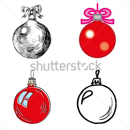 Hand Drawn Christmas Clipart   Cliparthut   Free Clipart