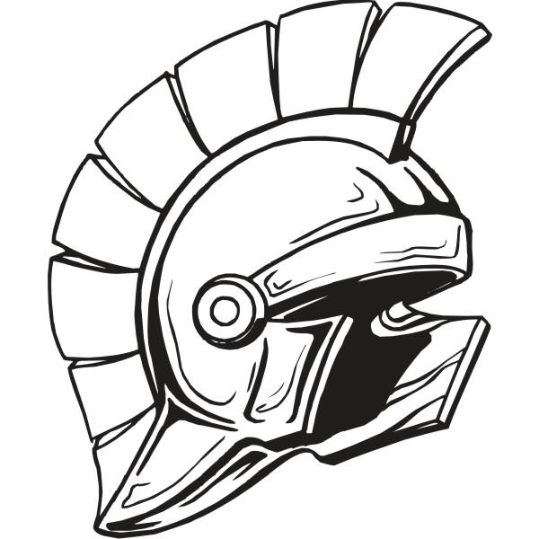 Clip Art Spartan Clipart spartan clipart kid mc trojan a0781