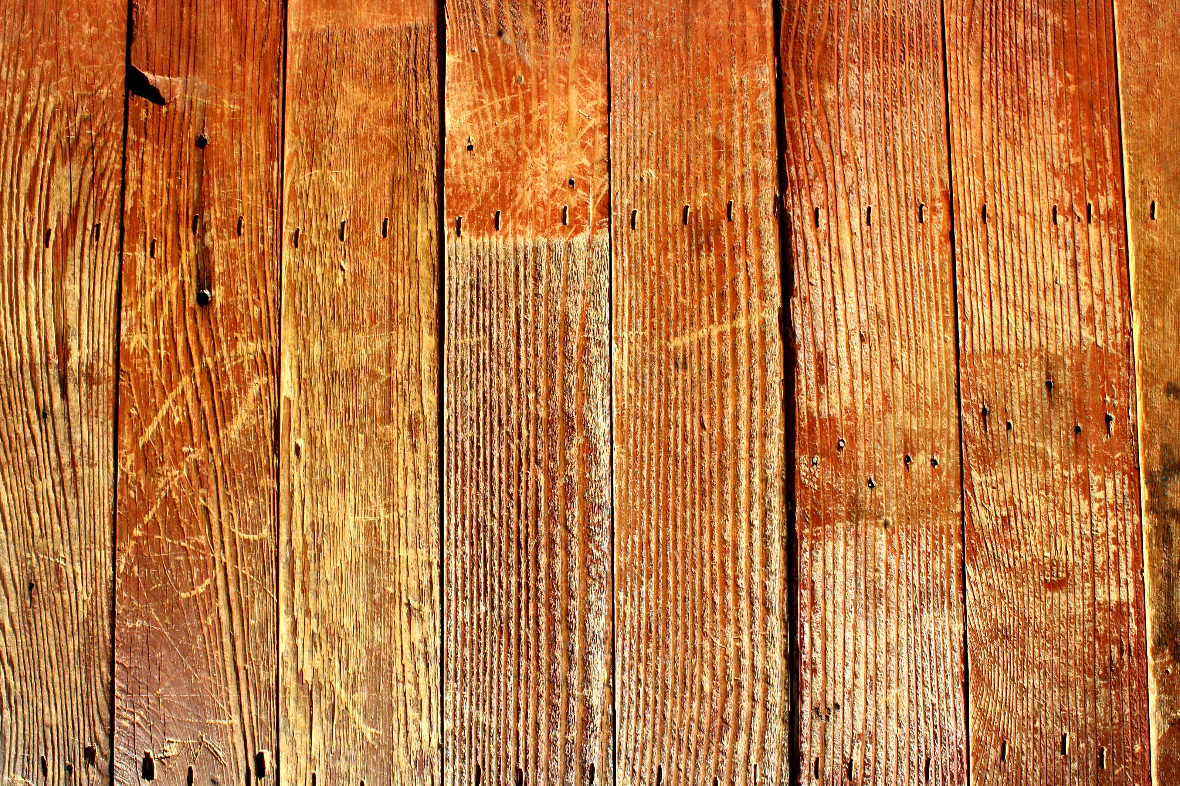 Scratched Old Wooden Boards Texture Picture   Free Photograph   Photos