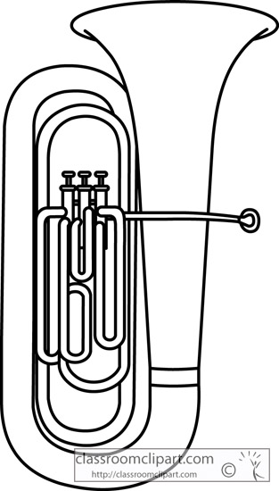 Tuba Clipart   Clipart Panda   Free Clipart Images