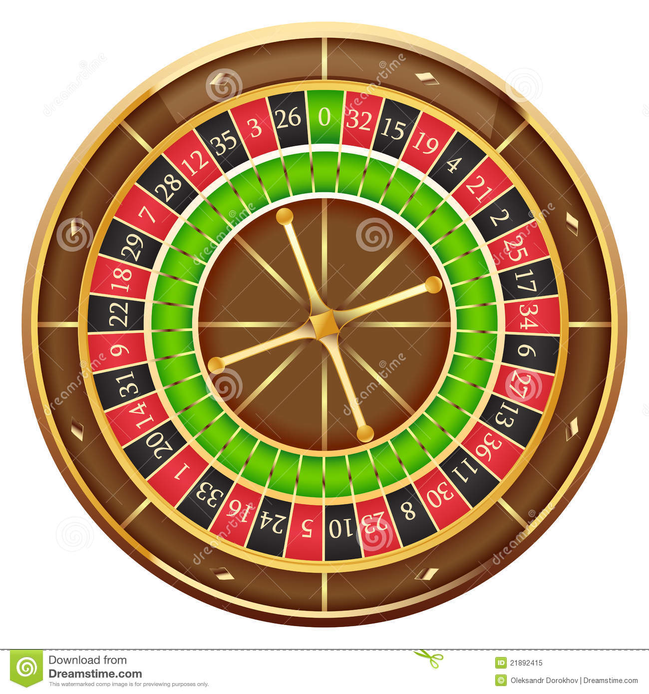 Wheel Of Fortune Royalty Free Stock Photo   Image  21892415