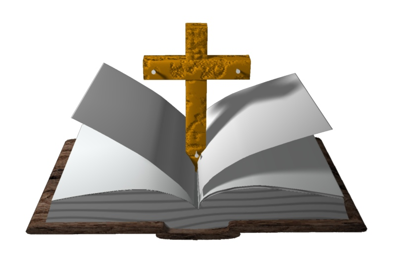 Bible 2 Trendy Bible Educational Clip Art