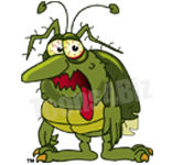 Bug Sick See All Images Click Here Use This Cartoon Bug As Your