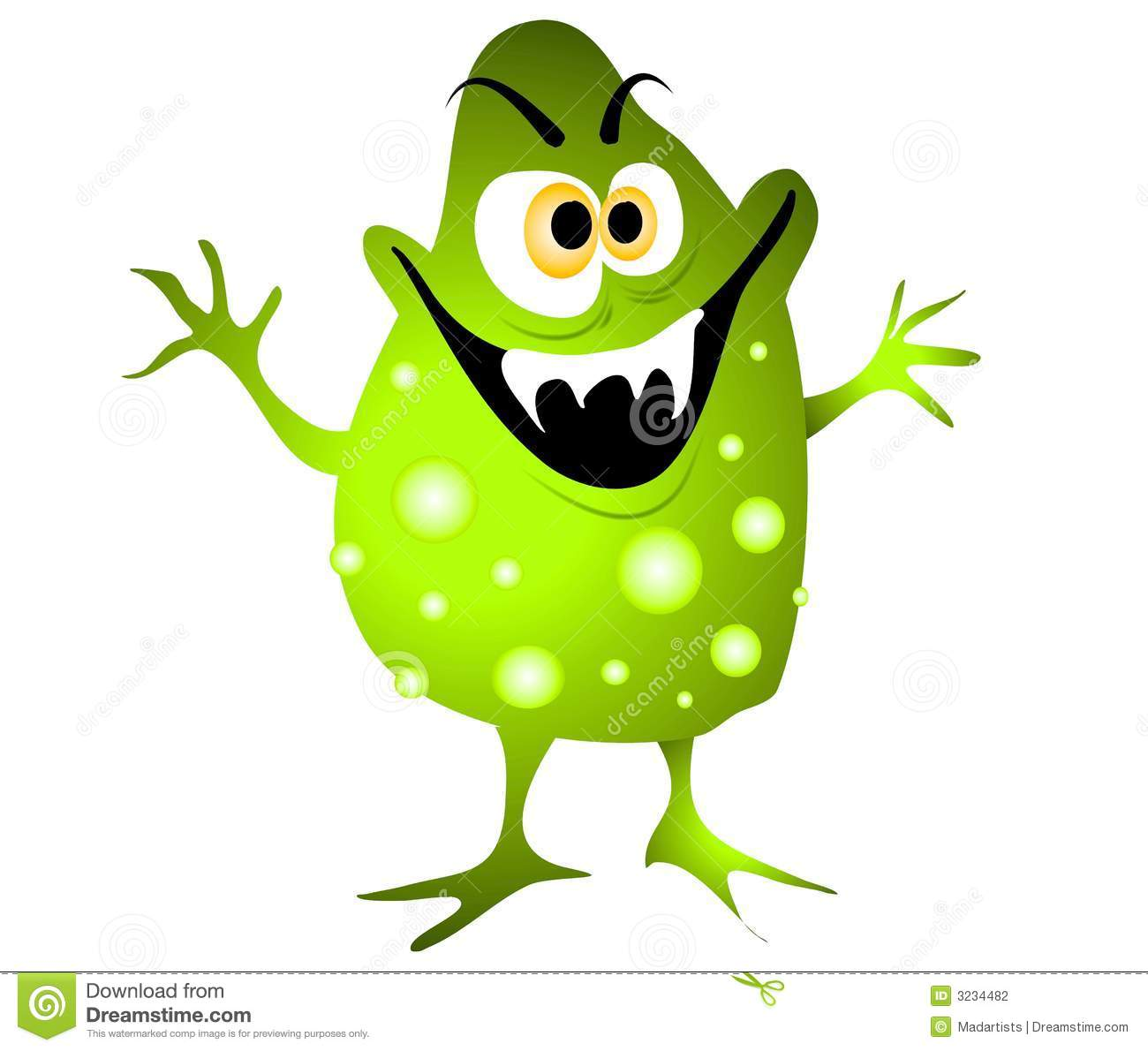 Clip Art Germ Clipart funny germs clipart kid clip art cartoon illustration of a nasty looking germ virus or