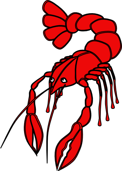 Crawfish Clipart   Clipart Panda   Free Clipart Images