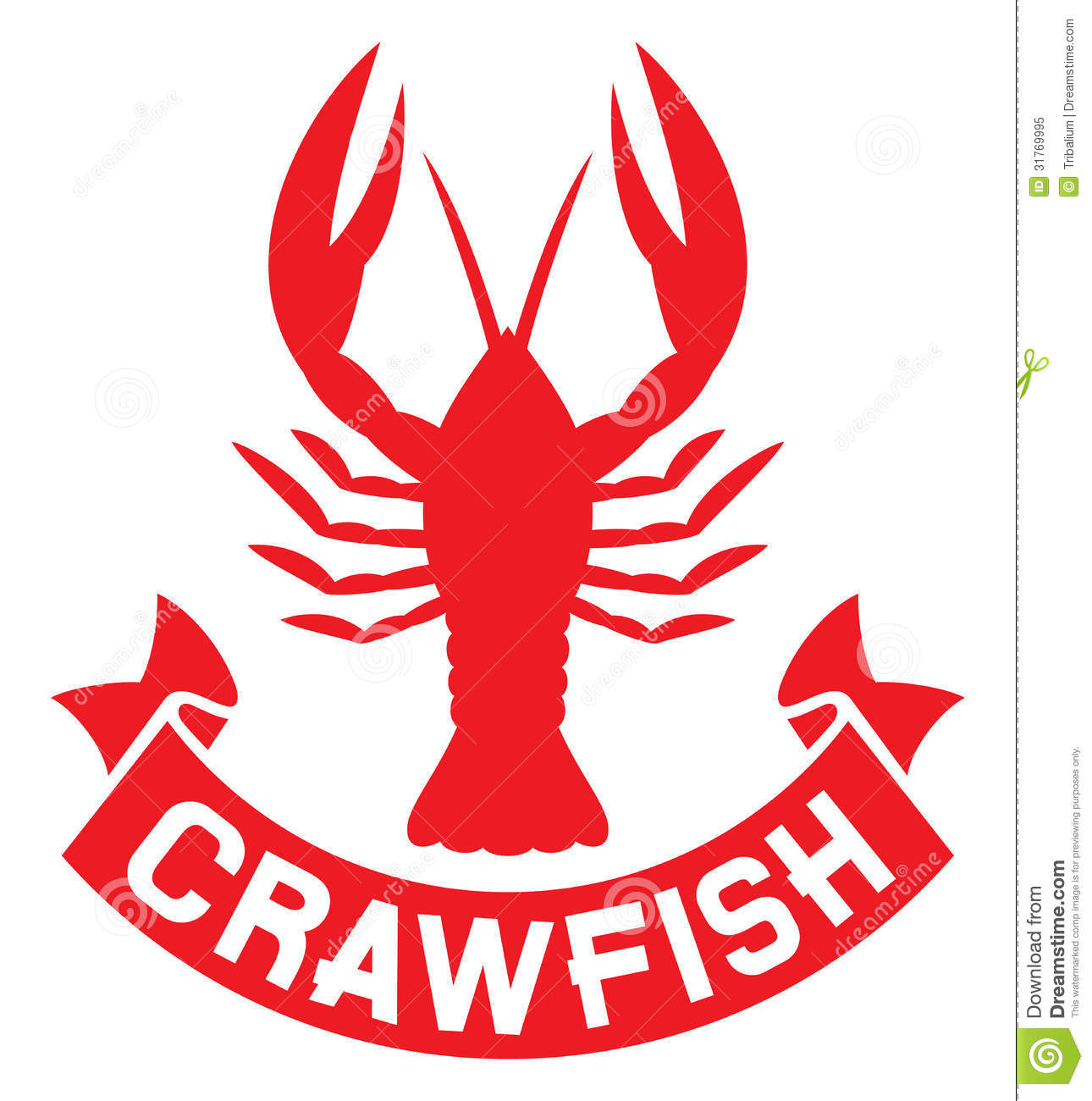 Crawfish Logo Clipart - Clipart Suggest