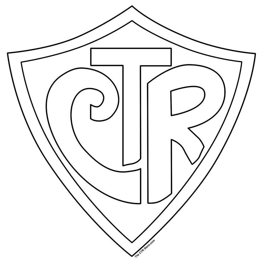 Ctr Shield By Gothicrose92 On Deviantart