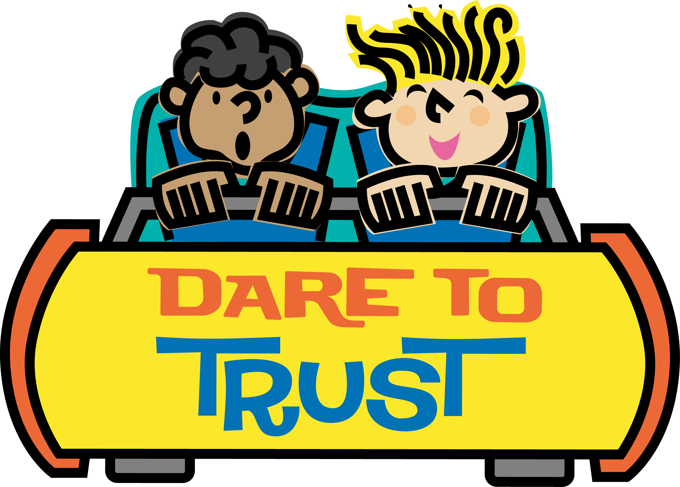 Dare To Trust   Clipart Panda   Free Clipart Images