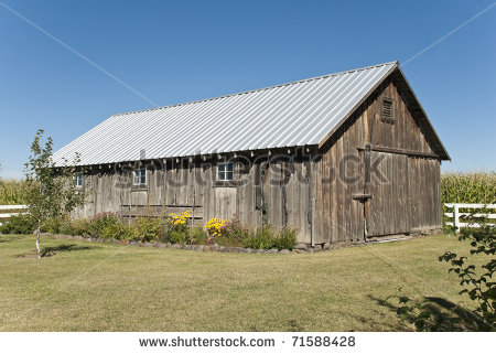 Farm Shed Stock Photos Images   Pictures   Shutterstock
