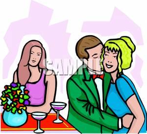 Jealous Clip Art - Royalty Free - GoGraph   Jealous Women Clipart