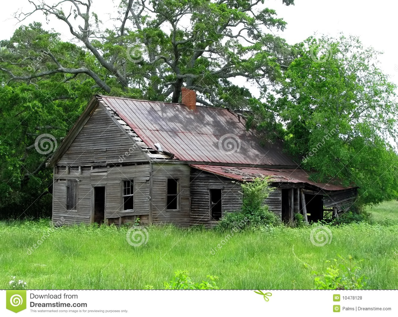 Old Shed Royalty Free Stock Photos   Image  10478128