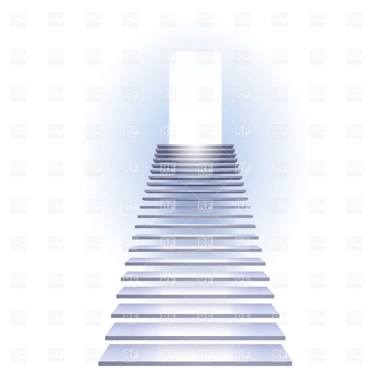 Stairway To Success 7353 Download Royalty Free Vector Clipart  Eps