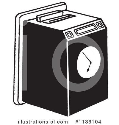 Time Clock Machine Clip Art