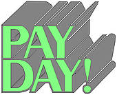Pay Day Stock Illustrations   Gograph