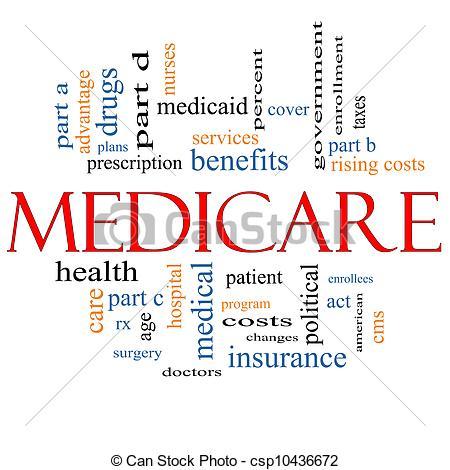 Medicare Enrollment Clipart