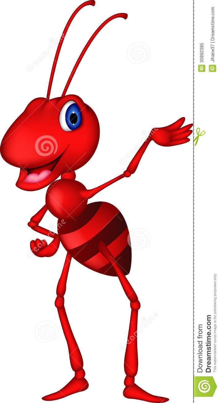 Red Ants Clipart - Clipart Kid