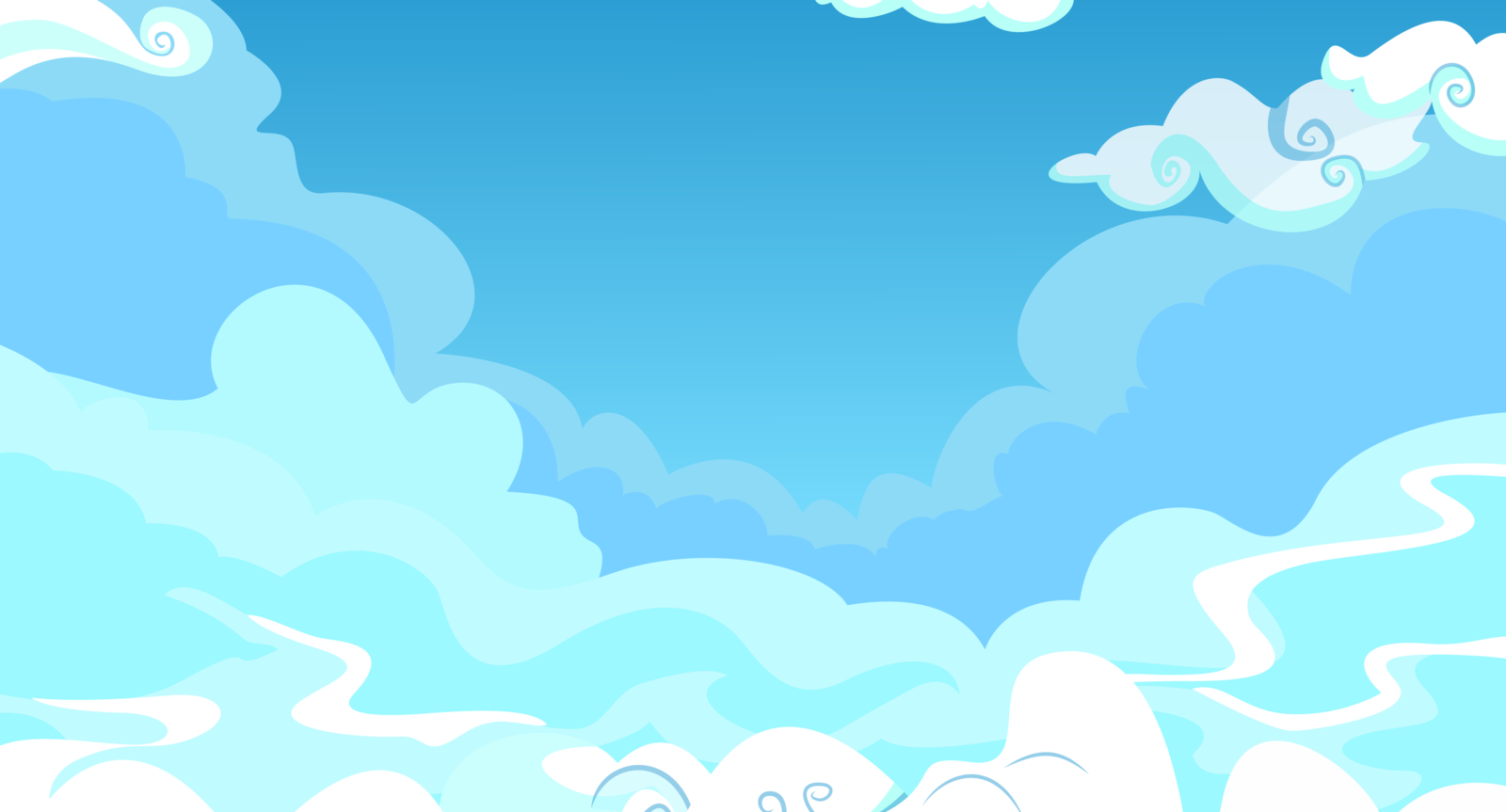 Cloudy Sky Background By Goblinengineer On Deviantart