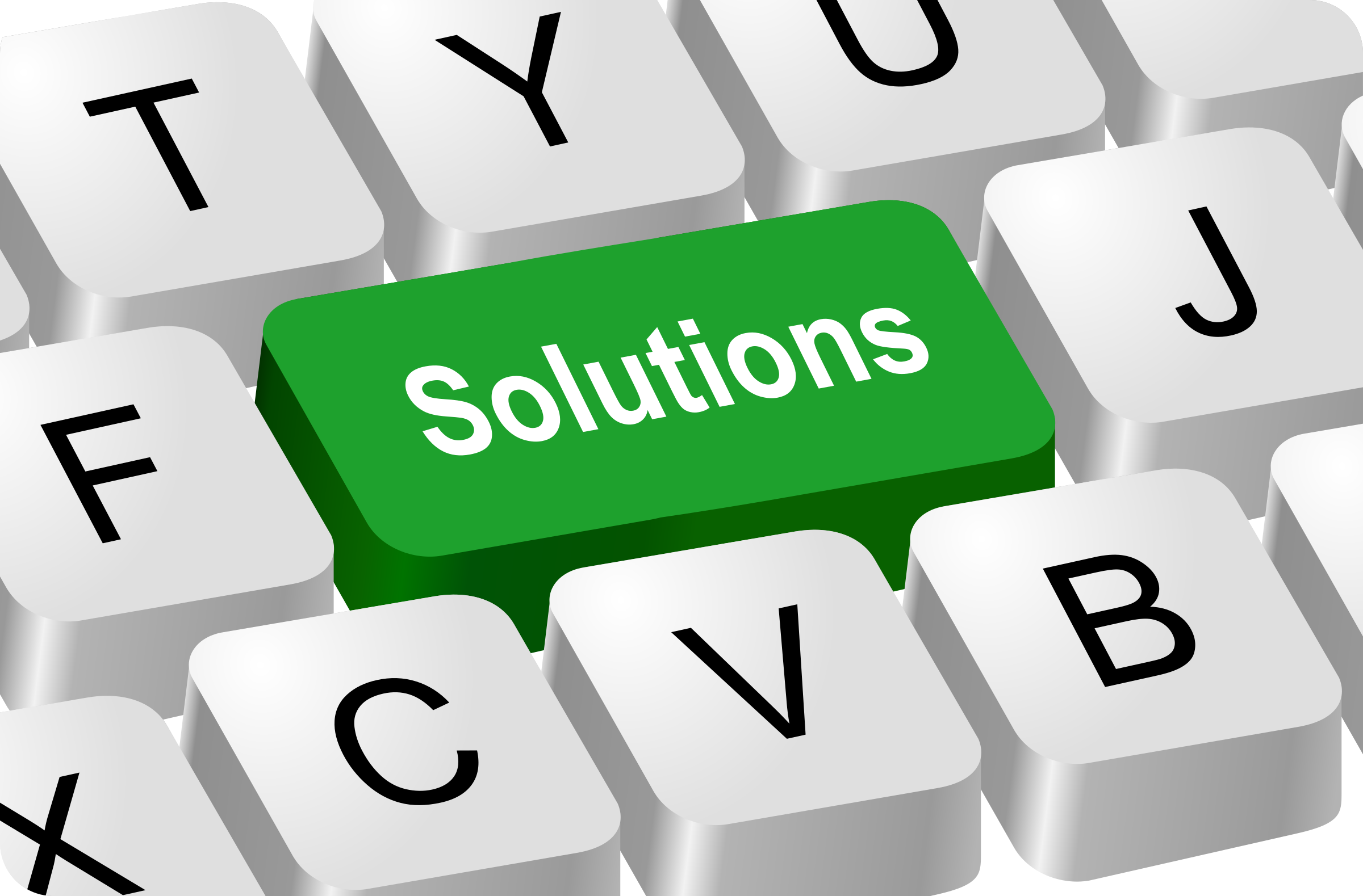 Find Solution Clip Art