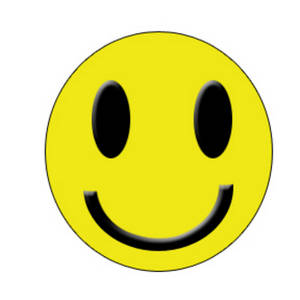 Description  This Is A Free Clipart Picture Of A Yellow Smiley  The