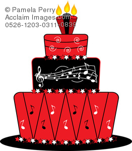 Red Cake Clipart : Red Cake Clipart - Clipart Suggest