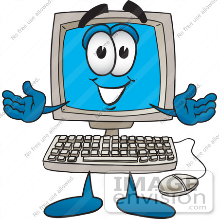Computer Clipart Images - Synkee