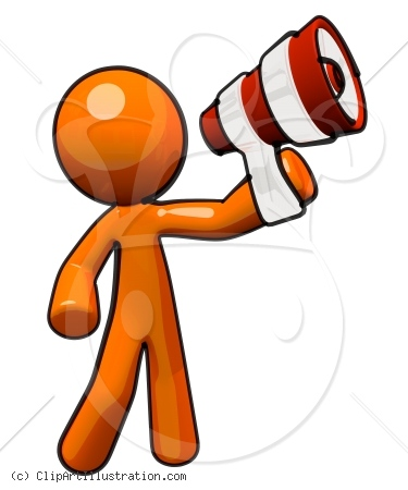 Shouting Clipart   Clipart Panda   Free Clipart Images
