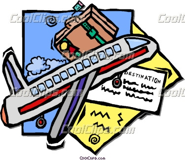 Air Travel Clipart - Clipart Kid