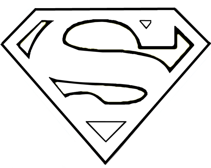 36 Superman Logo Template Free Cliparts That You Can Download To You