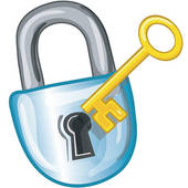 Lock Key Illustrations And Clipart