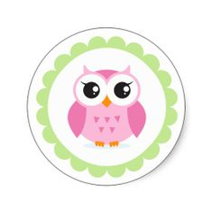 Pink And Gray Owl Clipart   Clipart Panda   Free Clipart Images